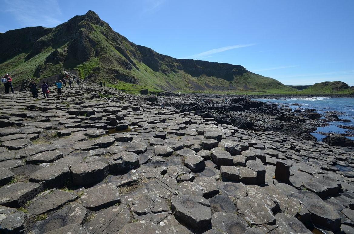 La Chaussée des Géants, Irlande