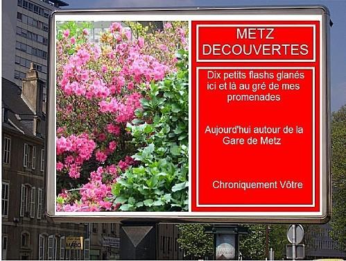 METZ DECOUVERTES - 10 FLASHS N°5