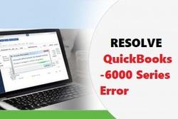 QuickBooks -6000 Series Error