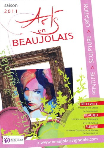 Art en Beaujolais