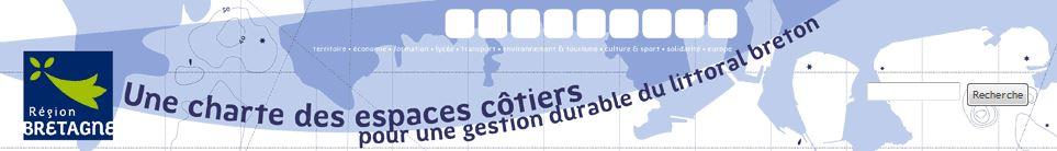 Bretagne : Charte des espaces côtiers