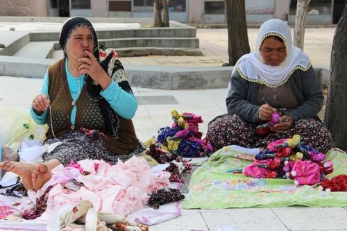 Les poupées de la vallée de Soğanlı