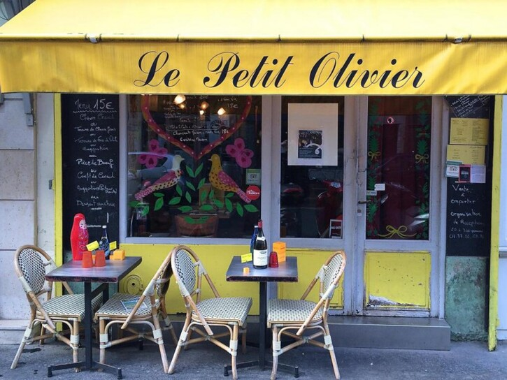Restaurants 2:  Manger pas cher à Paris