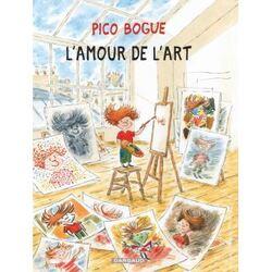 """Pico Bogue, tome 10 """"L'amour de l'art"""", D. Roques et A. Dormal"""