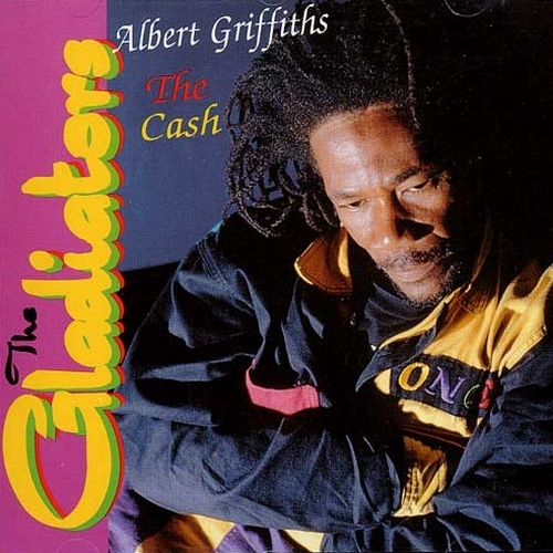 "The Gladiators "" Albert Griffiths "" : Album "" The Clash "" Simon Music Records S.I.P.E. Productions 29312 CD 050 [ FR ]"