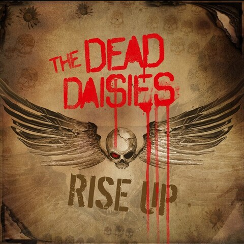 "THE DEAD DAISIES - Le nouveau single ""Rise Up"" dévoilé"