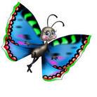 Papillon ... le petit frère