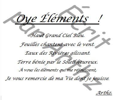 Oye Elements