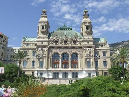 Un grand passé chorégraphique: Le ballet à Monte-Carlo.