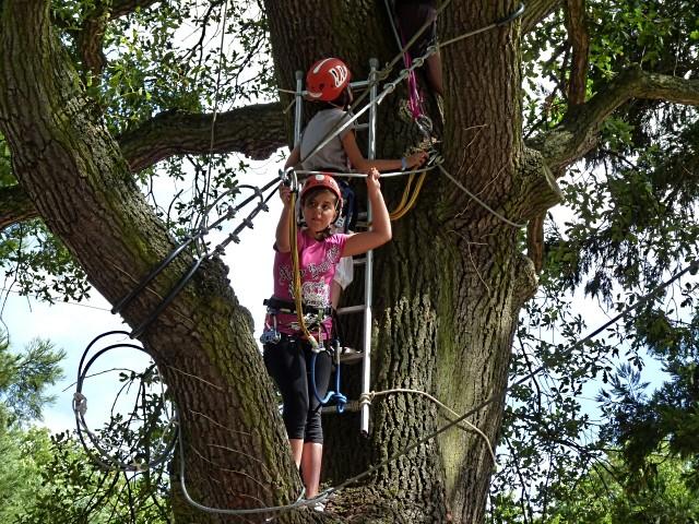 Parcours dans les arbres 10 Metz mp1357 2011