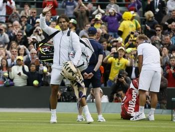Nadal batu dès le 1er tour en 2013