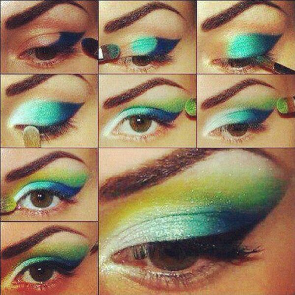 Make-Up Yeux 7