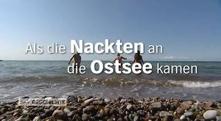 Als die Nackten an die Ostsee kamen. 2001.