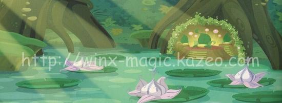 Royaume des Fées des Algues