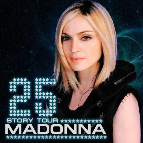 Madonna - 25th Story Tour (Berkab x Madonnalex Project)