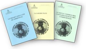 Documents officiels pour la Polynésie française
