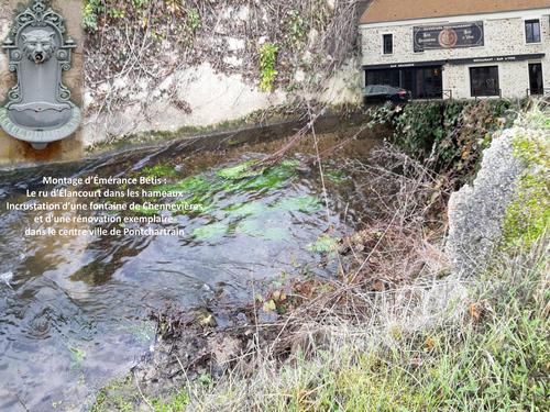 Randonnée Chennevières-La Richarderie-Moulin Neuf