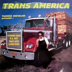 V.A. - Yannick Chevalier Presente Trans America - Complete LP