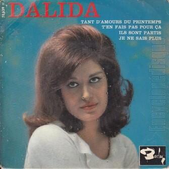 Dalida, 1964