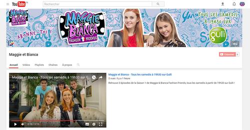 Maggie & Bianca - Episodes VF