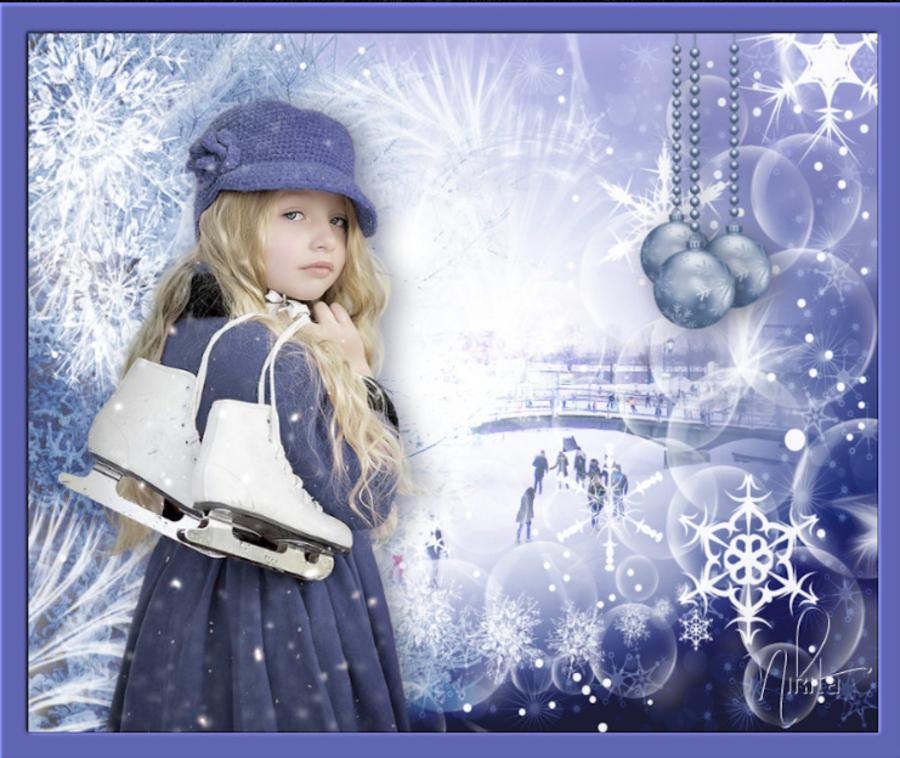 Féerie de Noël - Nikita