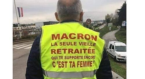 Grippe, Macron, police etc ...ce sont les infos du poissonnier.