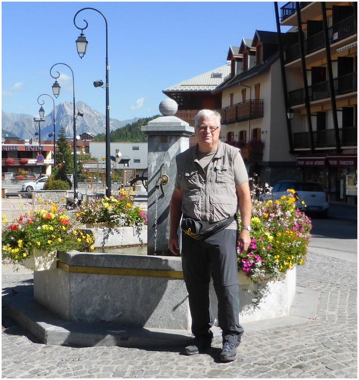 Suite séjour Vanoise... : Balade à Valloire.