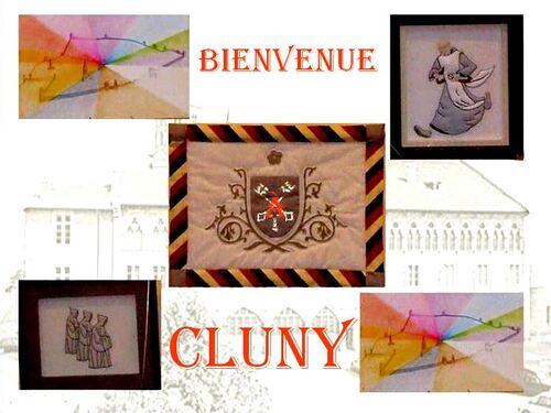 CLUNY - Bourgogne - France