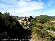 (J19) Santa-Cilia / Arrès _11km_ 19 eptembre 2013