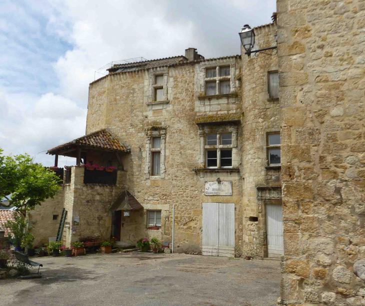 Le château - Saint-Orens-Pouy-Petit