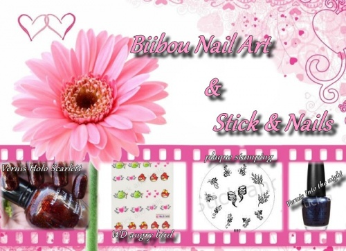 Partenariat de Biibou Nail Art