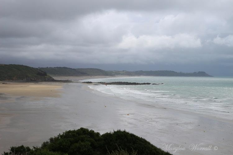 Bretagne : Erquy 4ème jour