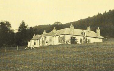 La maison Baleskine ...