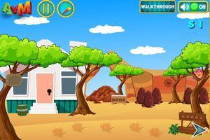 Jouer à AVM Escape sand desert