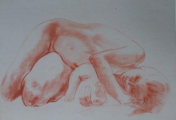 Lundi - De la sanguine à la céramique : Le doudou