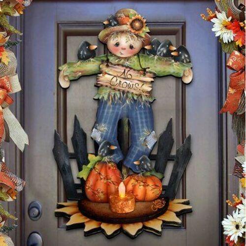 Déco automne+halloween(suite)