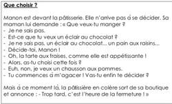 Grammaire 2 : « les types de phrases » (CE1 – G2)