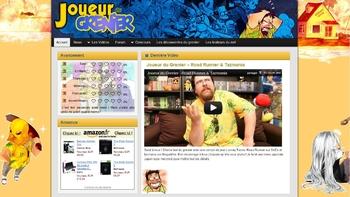 Dvd Joueur du grenier 16