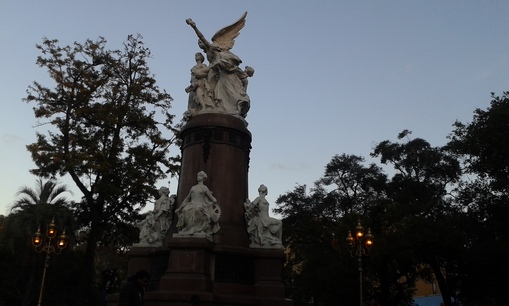 Mes sorties à Buenos Aires Août 2015
