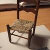 la petite chaise après paillage