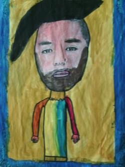 Portraits de grands découvreurs :)
