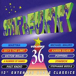 V.A. - Star Funk Vol.36 - Complete CD