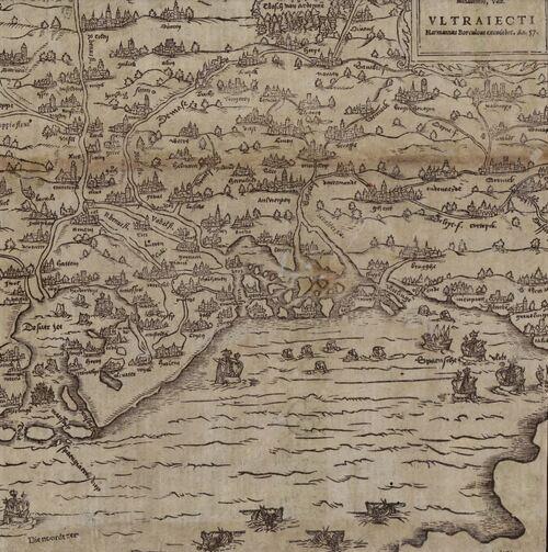 Cornelius van Hoorn, Dese korte cronikel, 1586 (kbr.be)