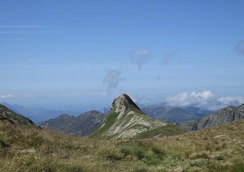 Junior : pica Palomèra / mines de Liat (Val Toran) - Val d'Aran / Espagne