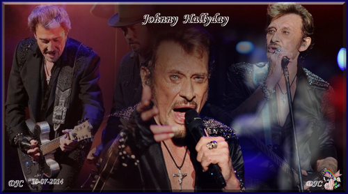 JOHNNY JUILLET 2014