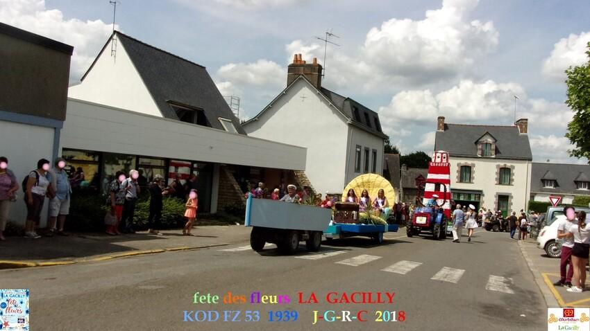 FÊTE DES FLEURS  03/06/2018      4/4     D   07/07/2018