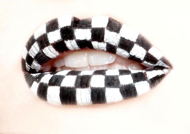 noir & blanc..