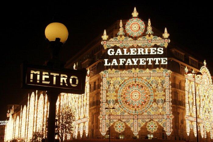 Si les Galeries Lafayette m'étaient contées…