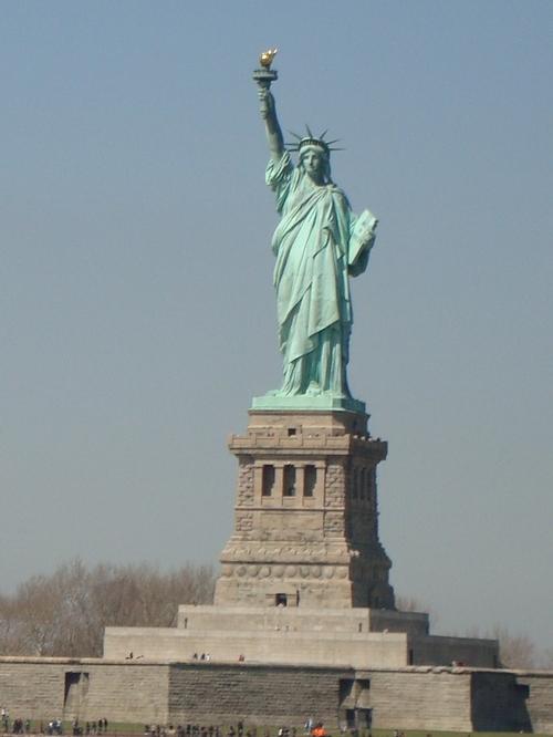 NY Statue Liberté 2