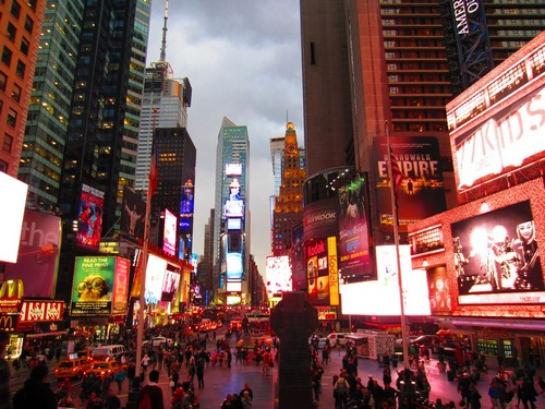 NY Time Square 3